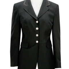 RJ Classics Travers Dressage Jacket Black 4