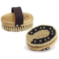 Body Brush Horsehair Small