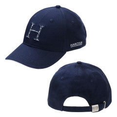 Harcour Queens Cap Navy