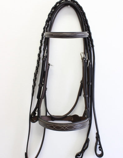 Royal Fancy Hunter Bridle