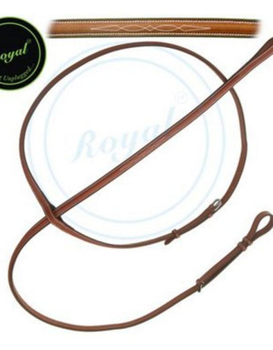 Royal Fancy Raised Standing Martingale Oak Cob