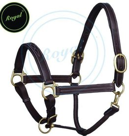 Royal Triple Stitch Fancy Padded Halter