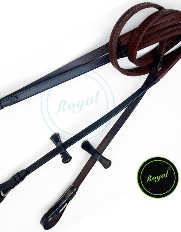 Royal Rubber Reins