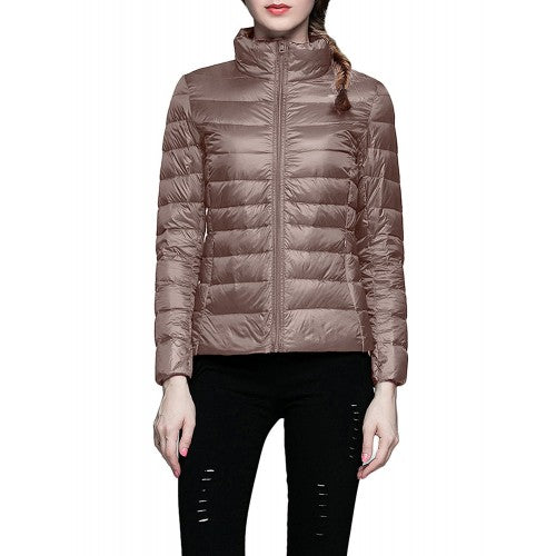 Willow Equestrian Packable Down Jacket