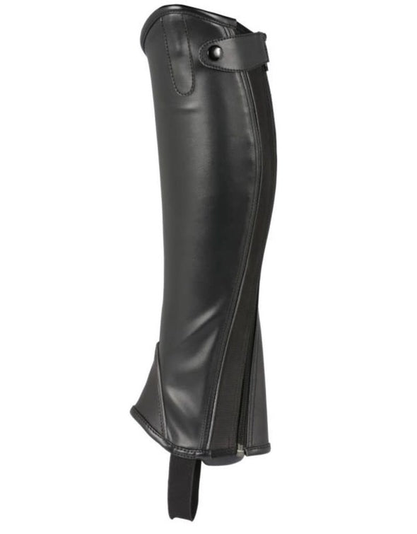 Topline Ladies Silhouette Synthetic Half Chaps
