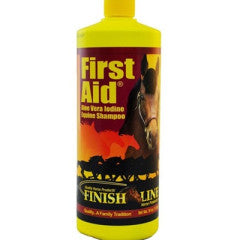 Finish Line First Aid Shampoo