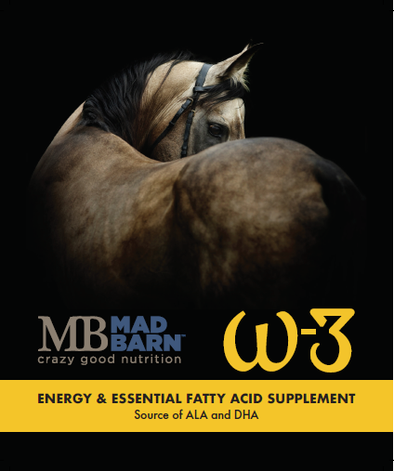 Mad Barn W-3 Oil & Essential Fatty Acid Supplement  4 L