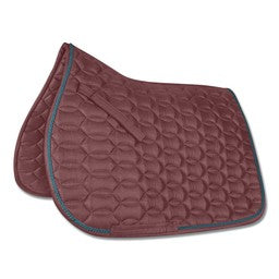 Ancona All Purpose Saddle Pad Rosewood