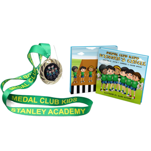 Medal Club Kids Signed Copy +  Virtual Medal