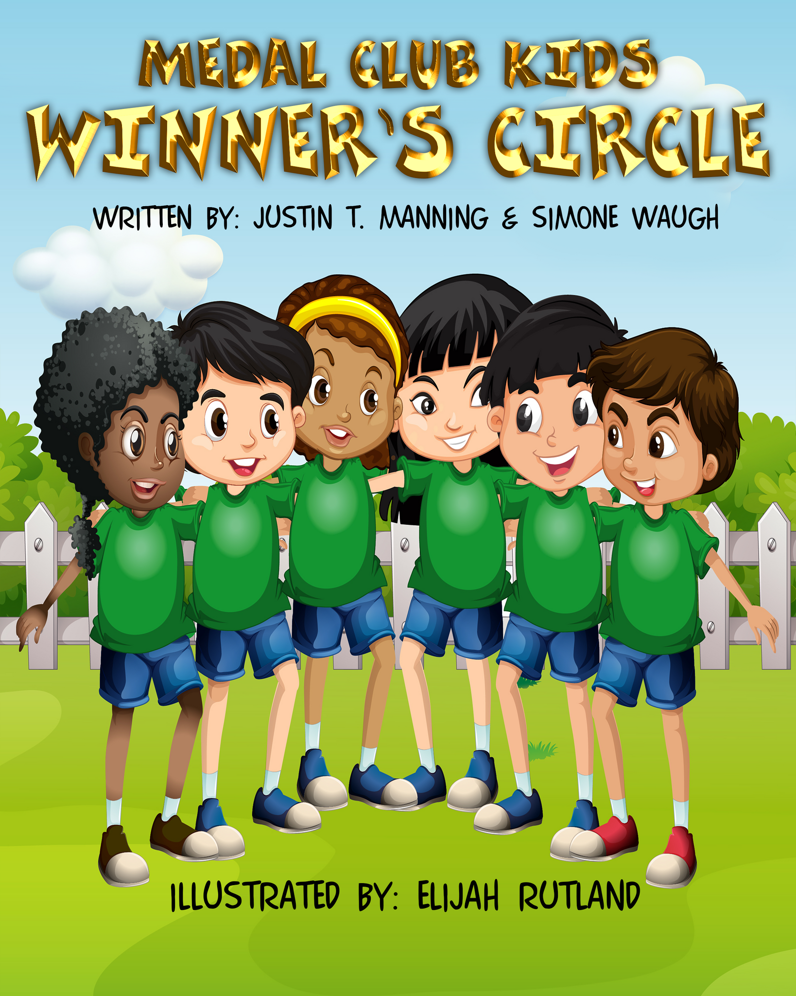 Medal Club Kids: Winner's Circle Signed Copy (Book Only)