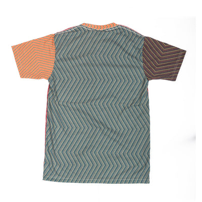 """4 colors"" T-Shirt unisex"
