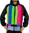 """TV stripes"" Windbreaker Jacke unisex"