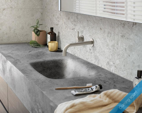 Ceppino Grey A72 Composite Tiles (Box) Tile