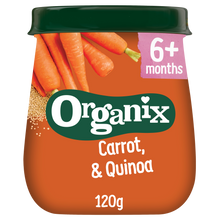 Load image into Gallery viewer, Just Carrot & Quinoa Jar