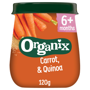 Just Carrot & Quinoa Jar