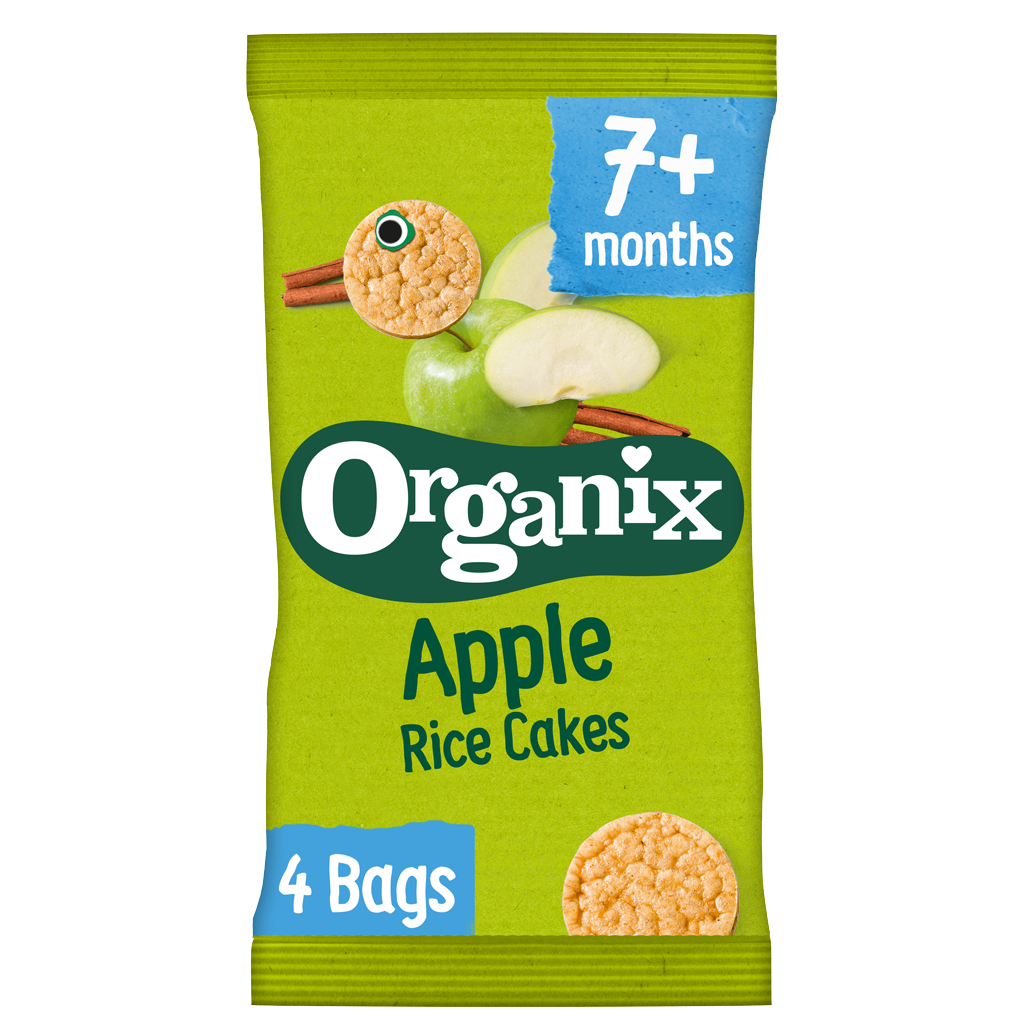 Apple Rice Cakes Multipack