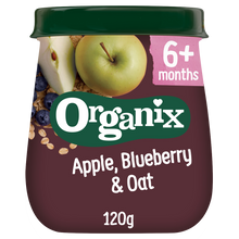 Load image into Gallery viewer, Just Apple, Blueberry & Oat Jar