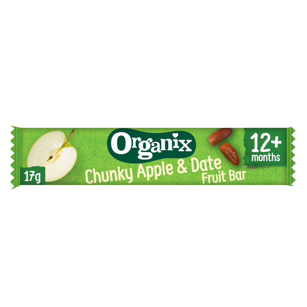 Apple & Date Chunky Fruit Bars (single)
