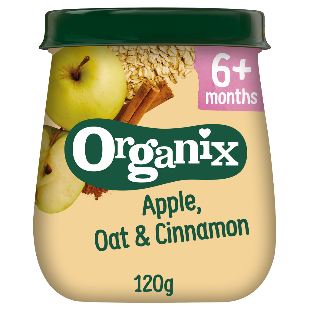 Just Apple, Cinnamon & Oat Jar