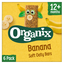 Load image into Gallery viewer, Banana Soft Oaty Bars