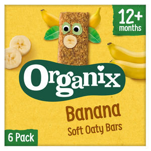 Banana Soft Oaty Bars