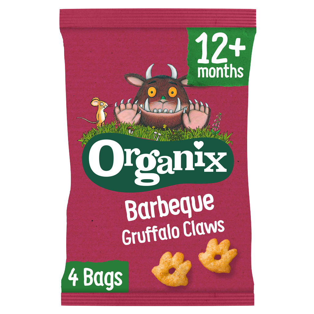 Barbeque Gruffalo Claws Multipack
