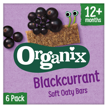 Load image into Gallery viewer, Blackcurrant Soft Oaty Bars