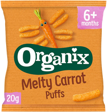 Load image into Gallery viewer, Melty Carrot Puffs