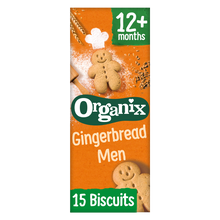 Load image into Gallery viewer, Gingerbread Men Biscuits