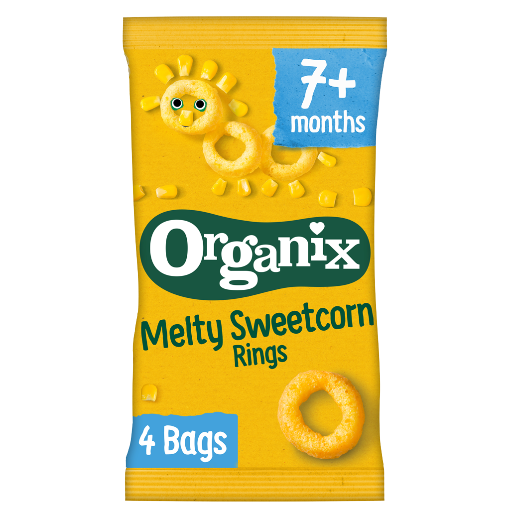 Melty Sweetcorn Rings Multipack