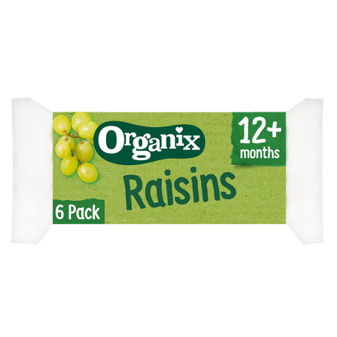 Raisins Mini Boxes (6 pack)
