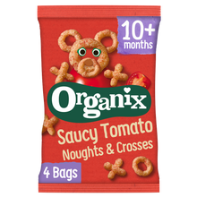 Load image into Gallery viewer, Saucy Tomato Noughts & Crosses Multipack