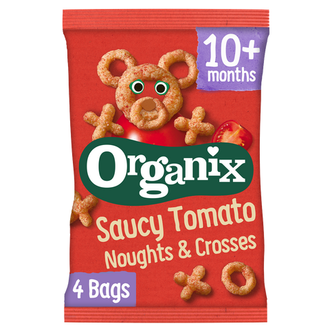 Saucy Tomato Noughts & Crosses Multipack