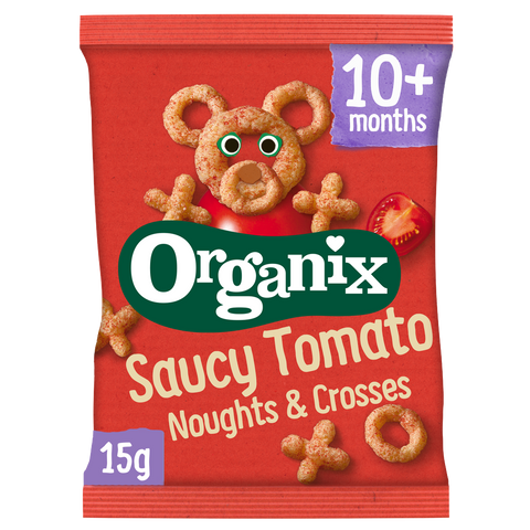 Saucy Tomato Noughts & Crosses - Short Shelf Life