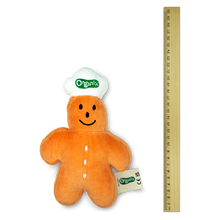 Load image into Gallery viewer, Organix Gingerbread Man Soft Toy