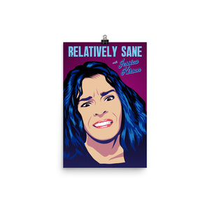 Relatively Sane with Jessica Kirson Poster