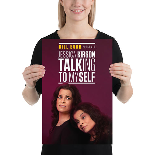Jessica Kirson: Talking To Myself Poster