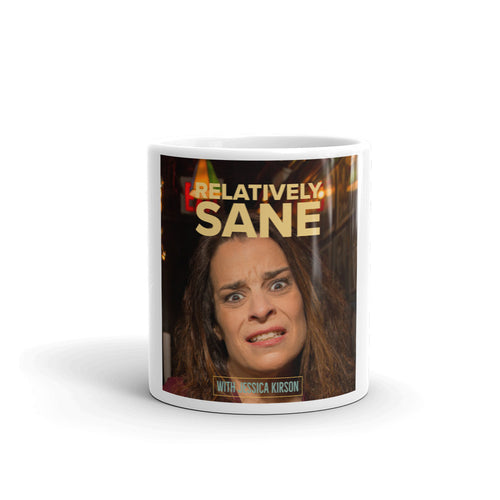 Relatively Sane Mug