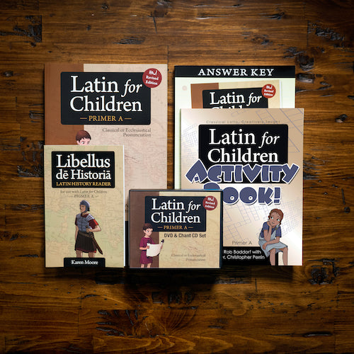 Latin for Children Primer A Program