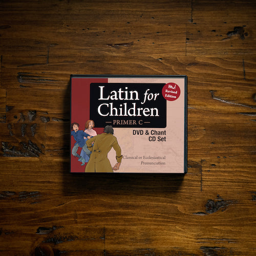 Latin for Children Primer C Video & Audio