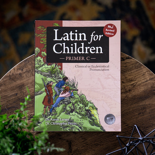 Latin for Children Primer C (Student Edition)