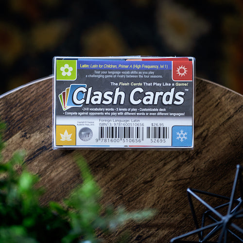 Clash Cards: Latin for Children Primer A (Level 1)