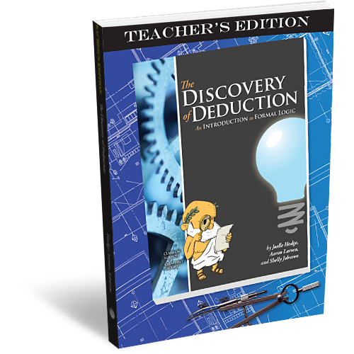 The Discovery of Deduction Teacher's Edition