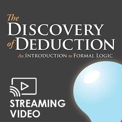 The Discovery of Deduction Video