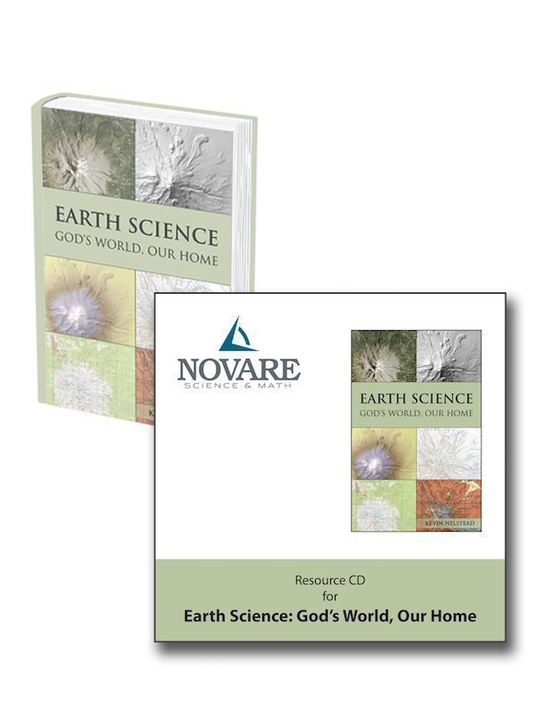 Digital Resources for Earth Science: God's World, Our Home