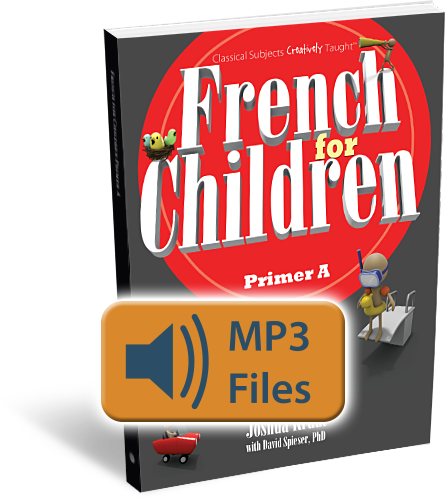 French for Children Primer A Chant and Audio Files