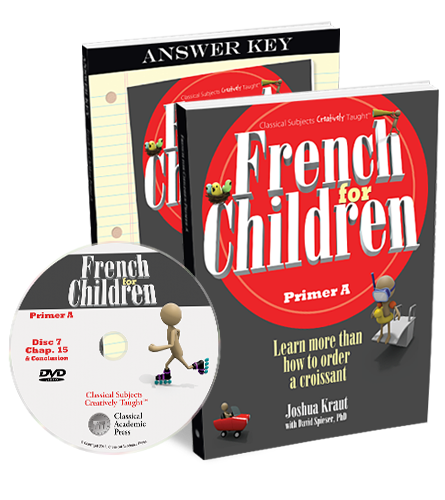 French for Children Primer A Program