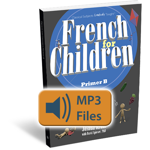 French for Children Primer B Chant and Audio Files