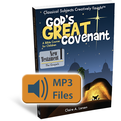 God's Great Covenant New Testament 1 Audio Files