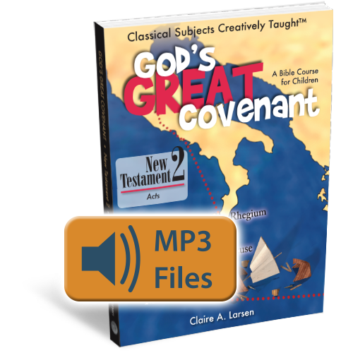God's Great Covenant New Testament 2 Audio Files